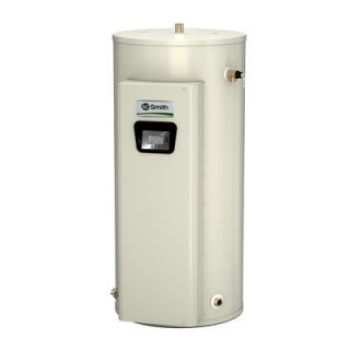 Smith DVE 52 30 Commercial Tank Type Water Heater Electric 52 Gal