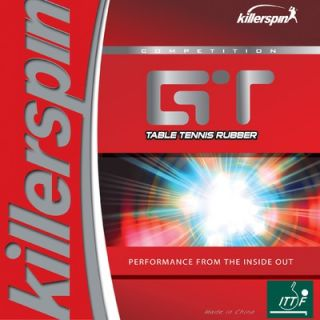 Killerspin 43GT2 Table Tennis Blade Rubber
