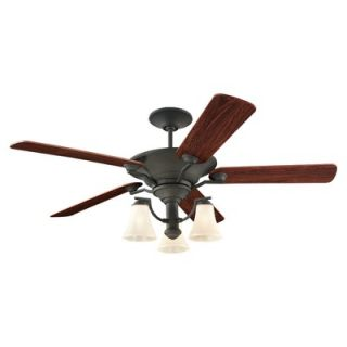 Sea Gull Lighting 52 Somerton Ceiling Fan   15170B 965