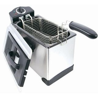 Ware 3.5 Liter Electric Deep Fryer   EW 09135