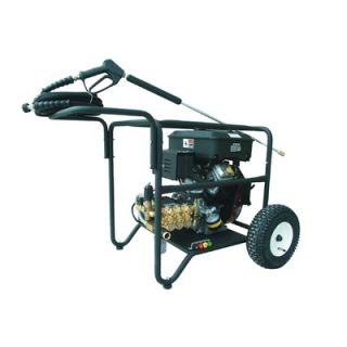 Cam Spray 4000 PSI Cold Water Gas Pressure Washer with Briggs Vanguard