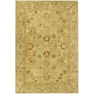 Safavieh Antiquities Brown/Beige Rug   AT822B RE