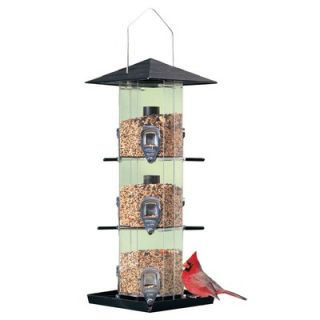 Perky Pet Deluxe Grandview Bird Feeder