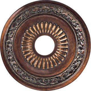 Minka Lavery Belcaro Ceiling Medallion in Belcaro Walnut   1940 126