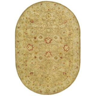 Safavieh Antiquities Brown/Beige Rug   AT822B OV