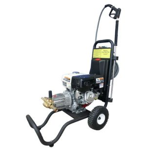 Gas Pick Up Mount Pressure Washer with 150 Gallon Water Tank