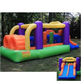 Kidwise My Little Playhouse Bounce House   SSD PLAY 04