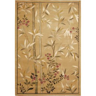 Home Dynamix Evolution Beige Bamboo Rug   5325 150