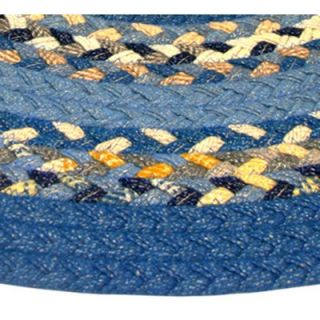 Thorndike Mills Minuteman Rust Light Blue Multi with Dark Blue Solids