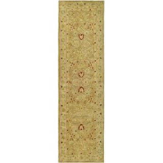Safavieh Antiquities Brown/Beige Rug   AT822B RN