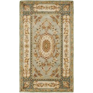 Safavieh Bergama Light Blue / Ivory Rug   BRG174A 2