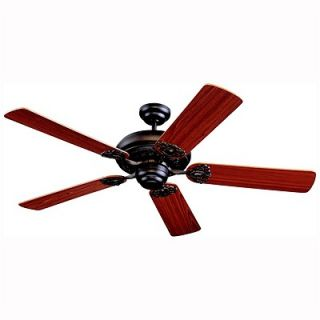 Monte Carlo Fan Company 52 Premier 5 Blade Ceiling Fan with Remote