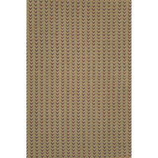 Dash and Albert Rugs Woven Moss/Brown Rug