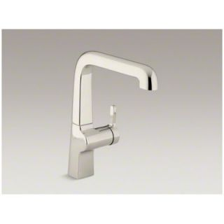 Kohler Evoke Single Handle Single Hole Kitchen Faucet