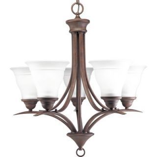 Progress Lighting Trinity 5 Light Chandelier   P4328 09