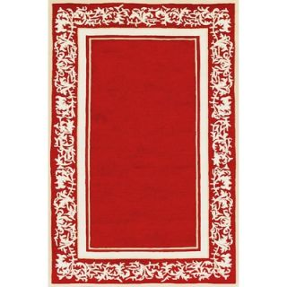 Duracord Sawgrass Mills Grace Red Rug