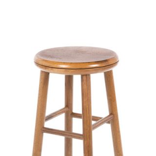 Winsome 30 Backless Swivel Bar Stool (Set of 2)
