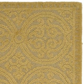 Safavieh Cambridge Light Gold/Dark Rug
