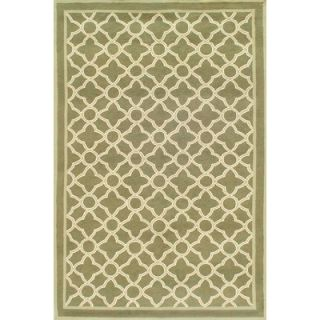 Duracord Sawgrass Mills Watermark Green Rug