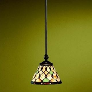 Kichler Tiffany 1 Light Mini Pendant