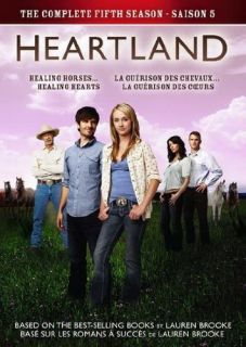 Heartland The Complete Fifth Season 774212103568