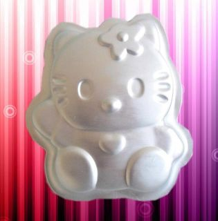 Aluminum Hello Kitty Shape Cake Pan Baking Mold Cake Mold Cake