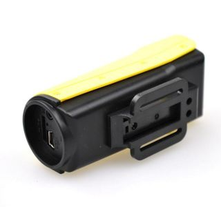 HD 1080p Waterproof Sport Action Helmet Camera Car Bike Motorcycle LED