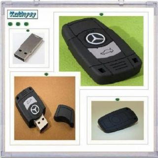 4GB 8GB Real Capacity Mini Mercedes Benz USB Memory Disk Flash Drive