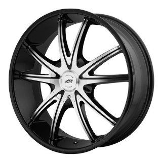 American Racing AR897 18x8 Black Wheel / Rim 6x135 & 6x5.5 with a 38mm