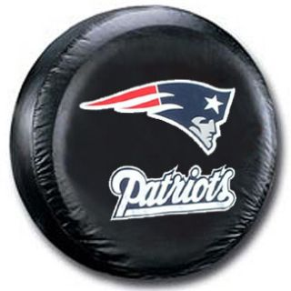 spare tire cover the new england patriots nfl football tire cover