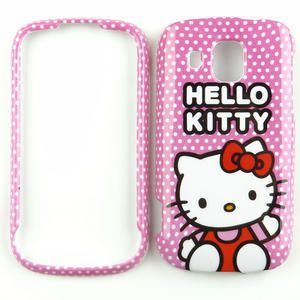 Hello Kitty Pink Phone Case Cover Skin for Samsung Transform Ultra
