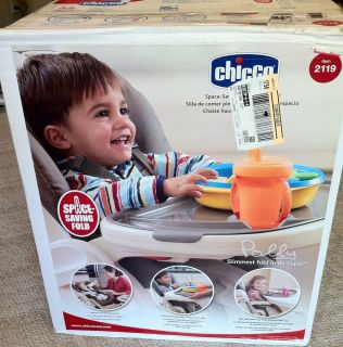 Chicco Space Saving Fold High Chair