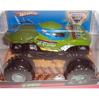 Hot Wheels Monster Jam 124 Scale Truck (Large Version) Toys & Games