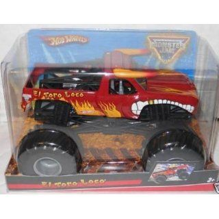 Hot Wheels Monster Jam 124 Scale Die Cast Official