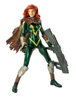 2012 Marvel Legends Terrax Series Hope Summers Loose