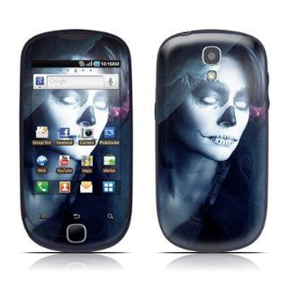 Maiden of Darkness Design Protective Skin Decal Sticker
