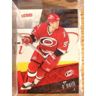 2003 04 Upper Deck Victory # 32 Jeff ONeill Collectibles