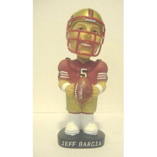 Jeff Garcia   Hand Painted Bobble Head Doll Limited