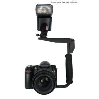 Canons EOS Rebel XTi Flash Bracket (PivPo® Pivoting