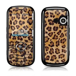 Leopard Spots Garden Design Protective Skin Decal Sticker