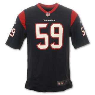 Nike NFL Houston Texans Whitney Mercilus Mens Replica Jersey