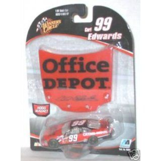 2006 Carl Edwards #99 Office Depot Ford 1/64 Scale Car