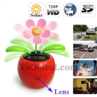 HD 720P Hidden Camera Nanny Cam Security Video Recorder