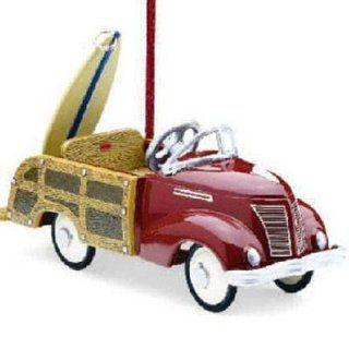 1939 Garton Ford Station Wagon 1999 Hallmark Ornament