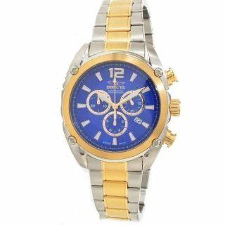 Invicta 6955 II Mens Sport Quartz Chronograph Stainless Steel Watch