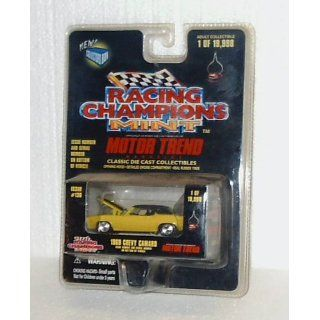 1969 Chevy Camaro; Racing Champions Mint (157 scale) Toys & Games
