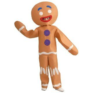 Lets Party By Rubies Costumes Shrek Gingerbread Man Child