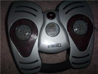 Homedics Foot Massager with Heat RFX 1H 0010