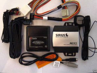 Honda Accord Civic CRV Pilot Sirius Radio iPod Adapter