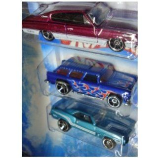 Hot Wheels Diecast 67 Dodge Charger   69 Pontiac